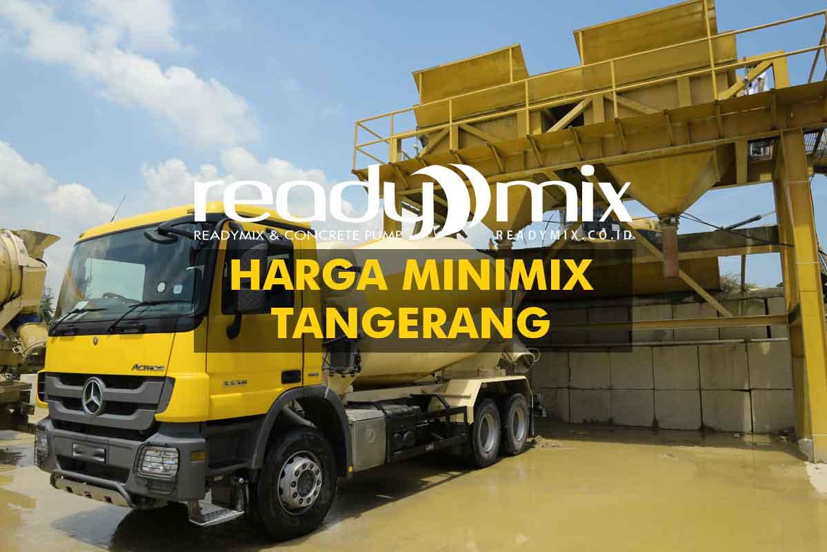 Harga Minimix Tangerang