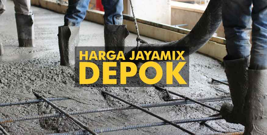Harga Jayamix Depok
