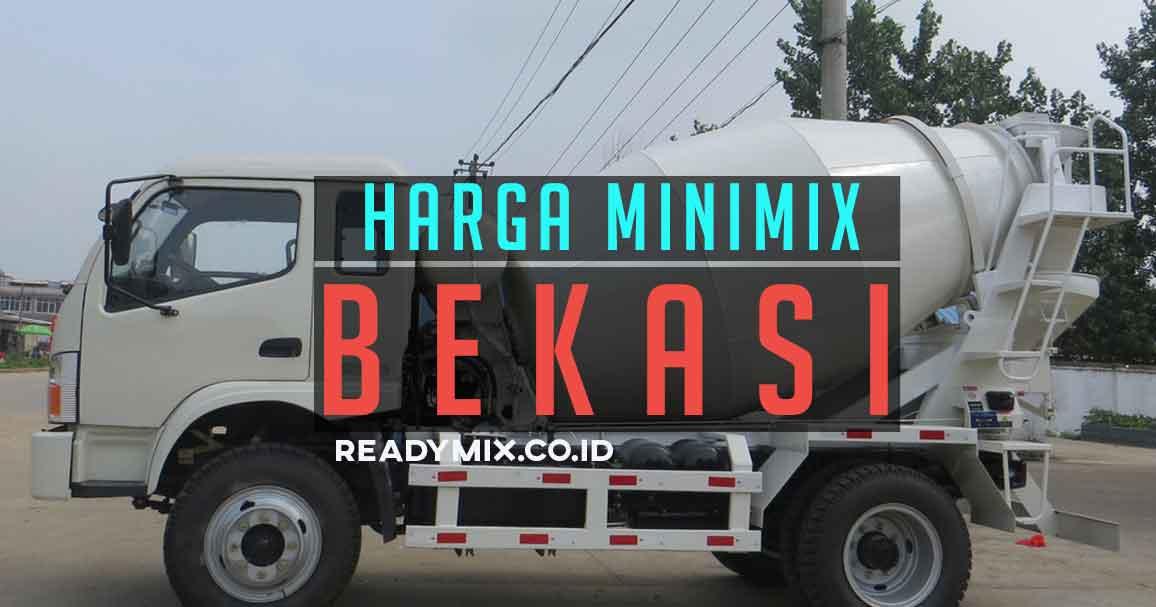 Harga Minimix Bekasi
