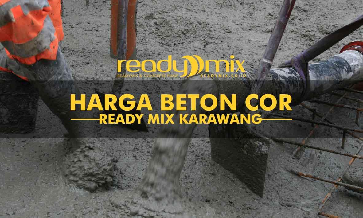 Harga Ready Mix