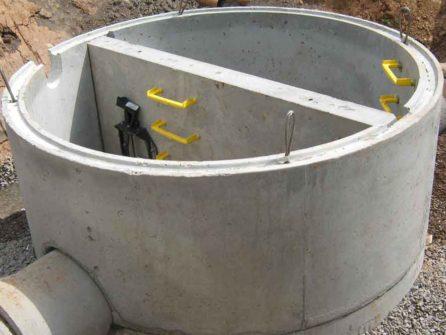 Aplikasi dan Fungsi Ground Tank Beton Berikut Pemeliharaan