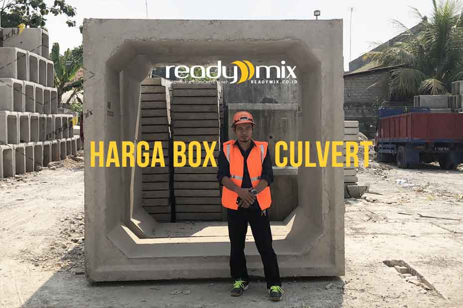Harga Box Culvert