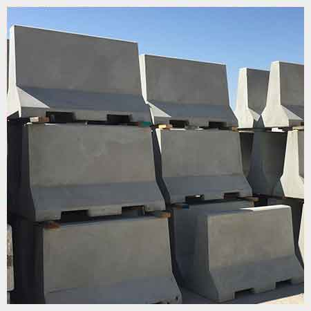 Concrete Barrier