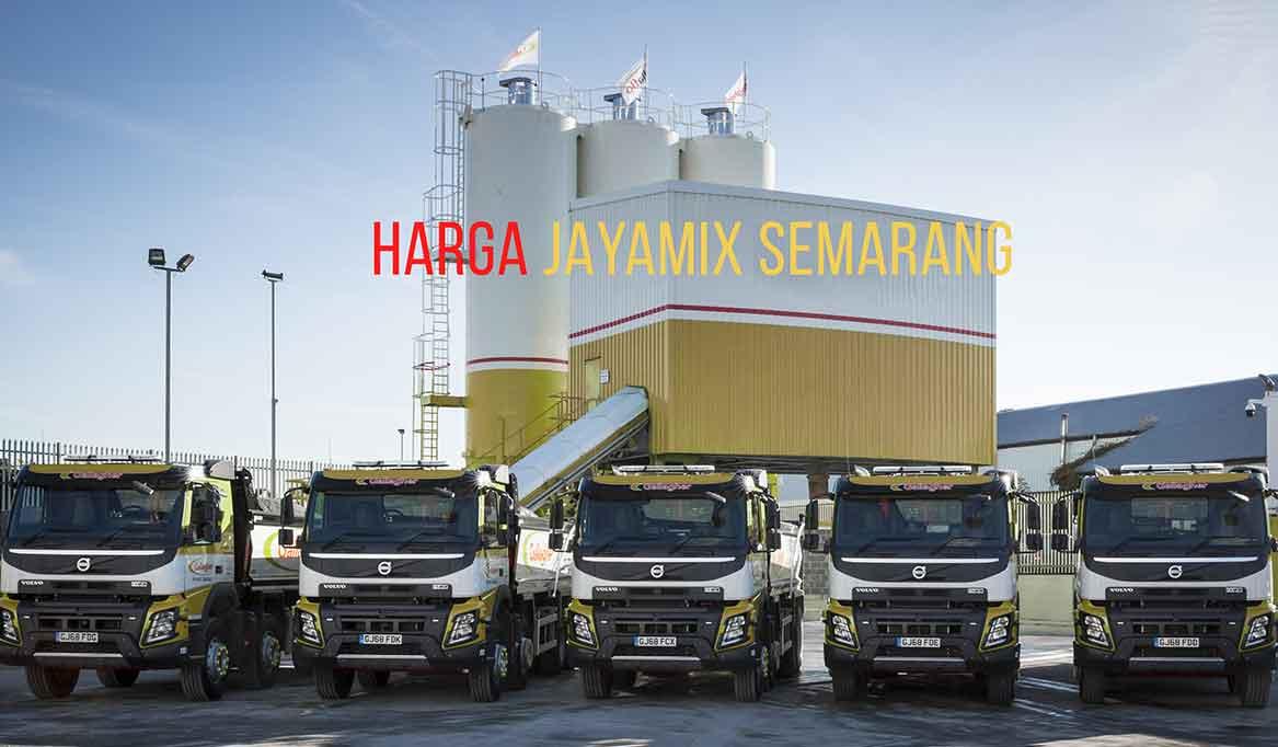 Harga Jayamix Semarang