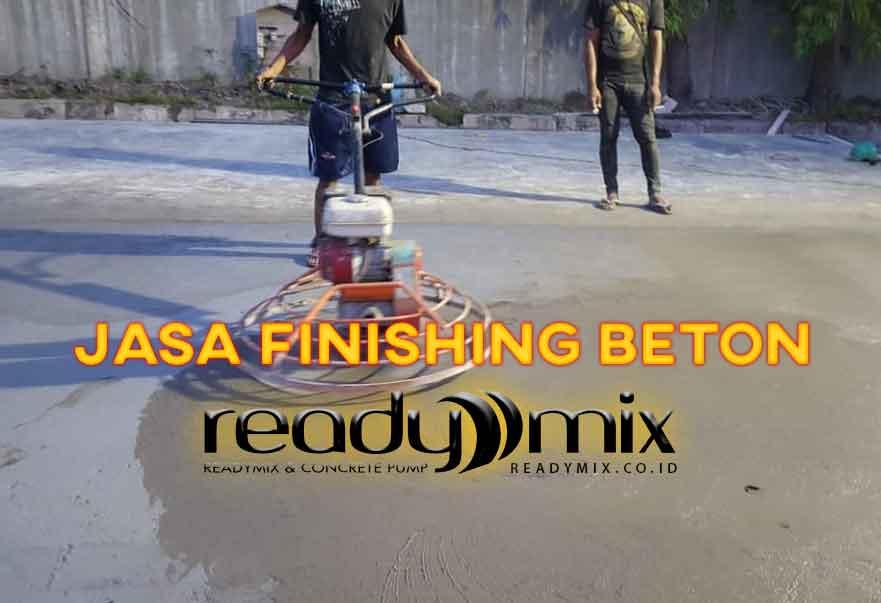 Harga Sewa Trowel dan Jasa Finishing Floor Hardener