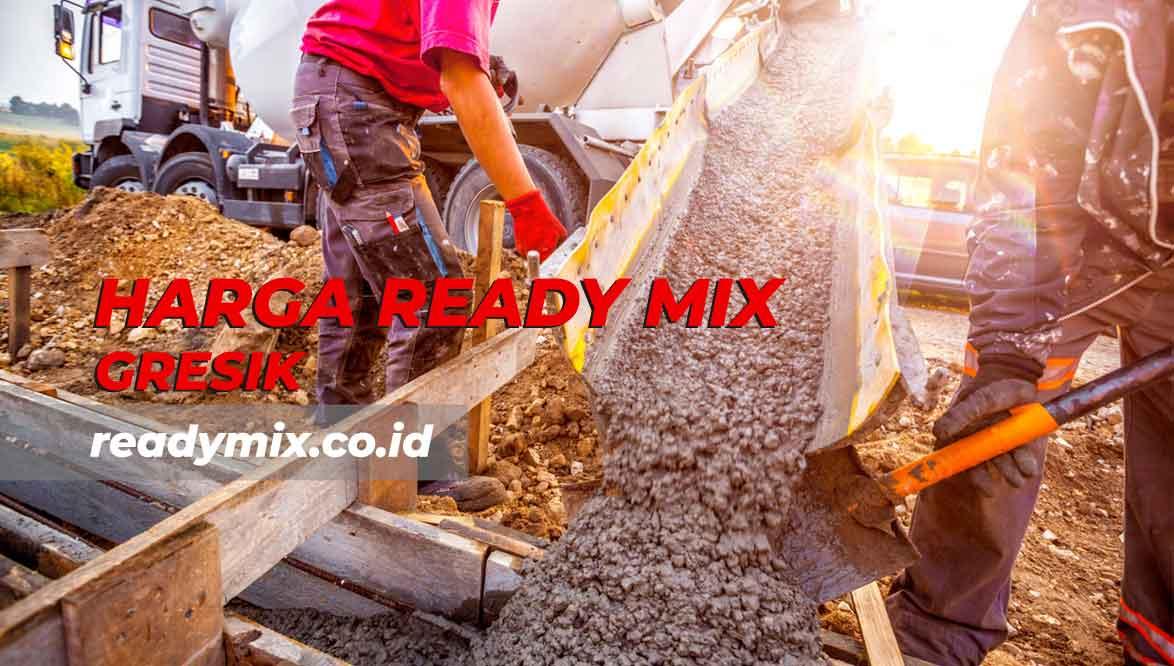 Harga Ready Mix Gresik