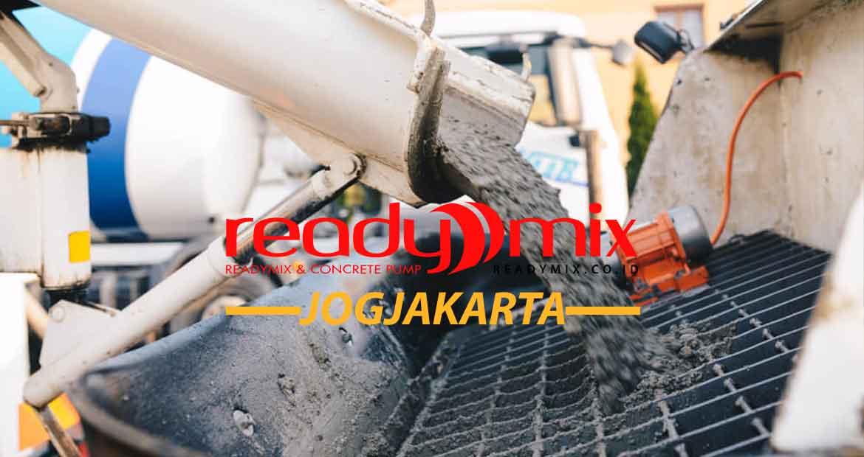 Harga Ready Mix Jogja