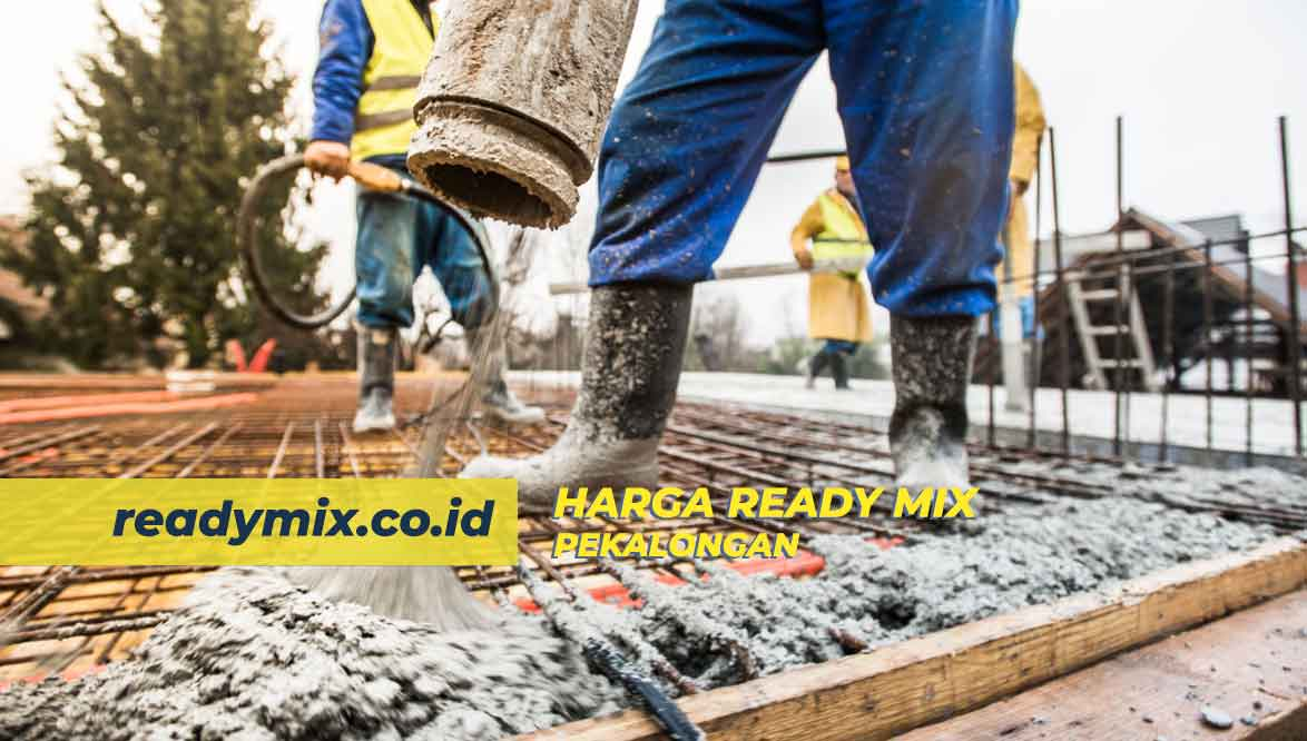 Harga Ready Mix Pekalongan