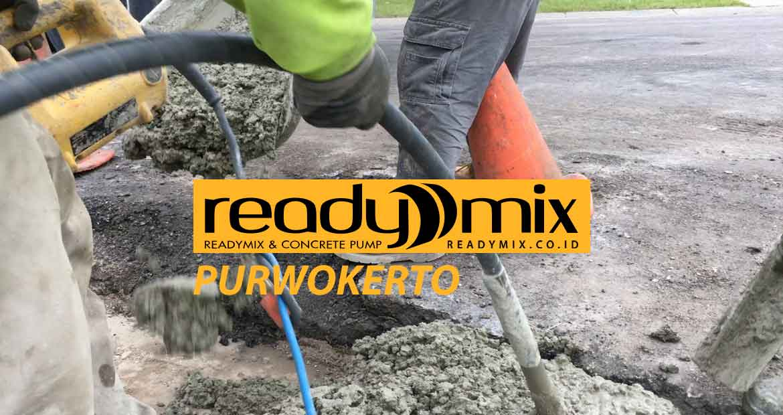 Harga Ready Mix Purwokerto