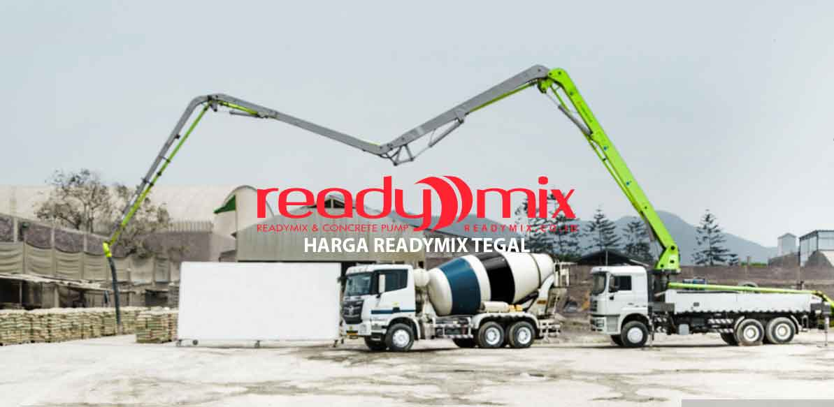 Harga Ready Mix Tegal