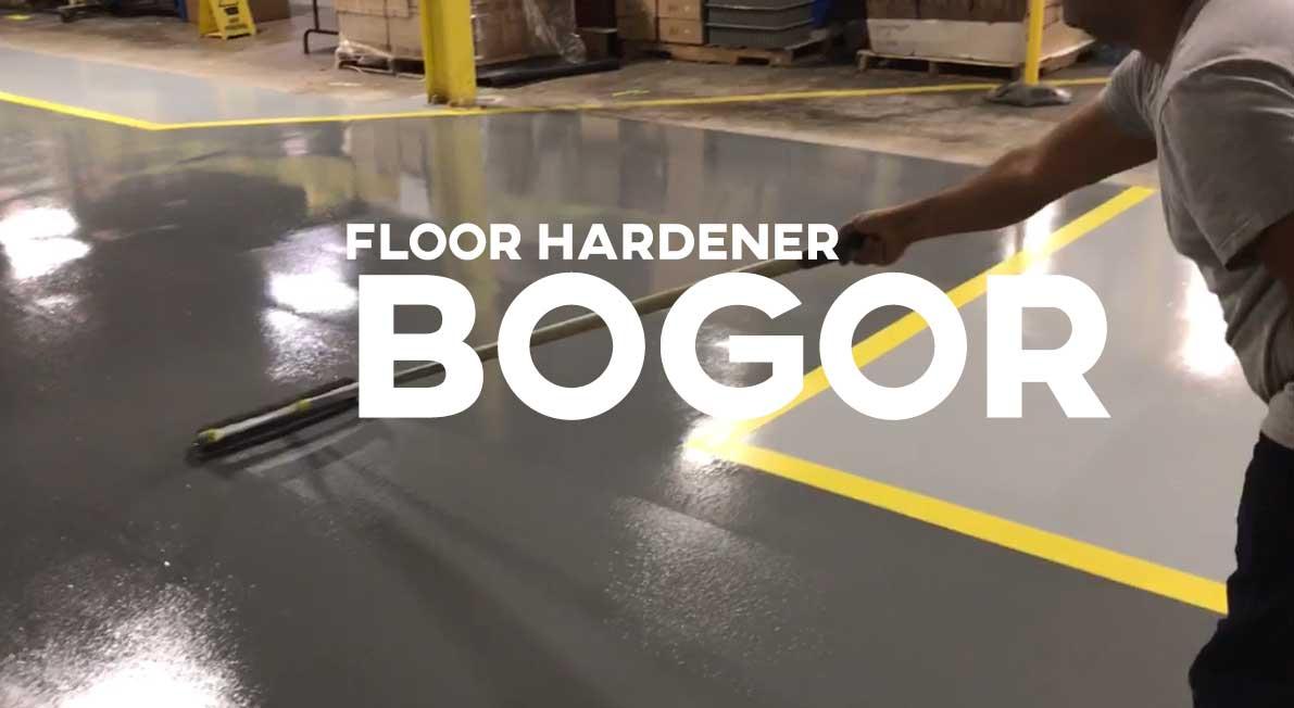 Harga jasa Floor Hardener Bogor