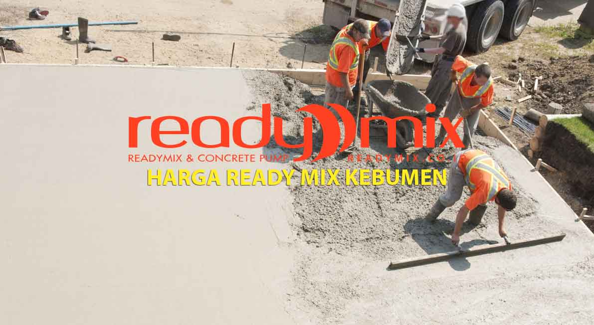Harga Ready Mix Kebumen