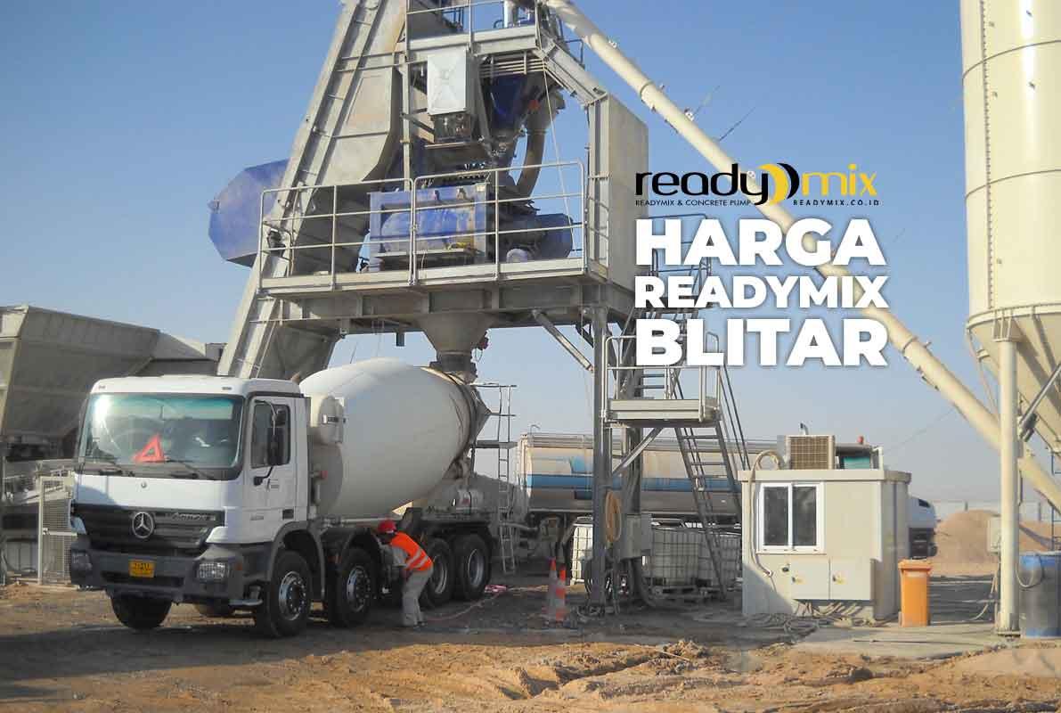Harga Ready Mix Blitar