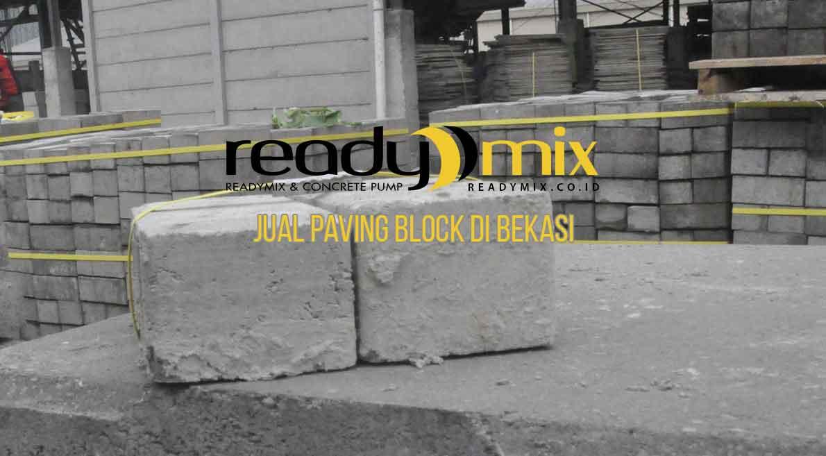 Harga Paving Block Bekasi
