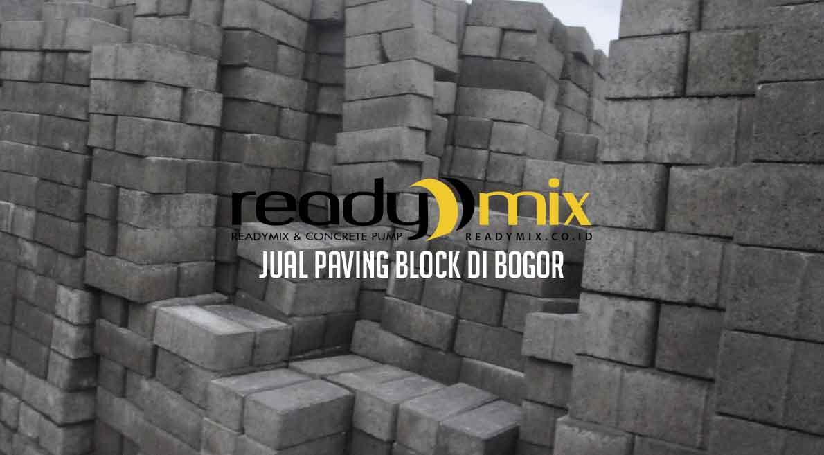 Harga Paving Block Bogor