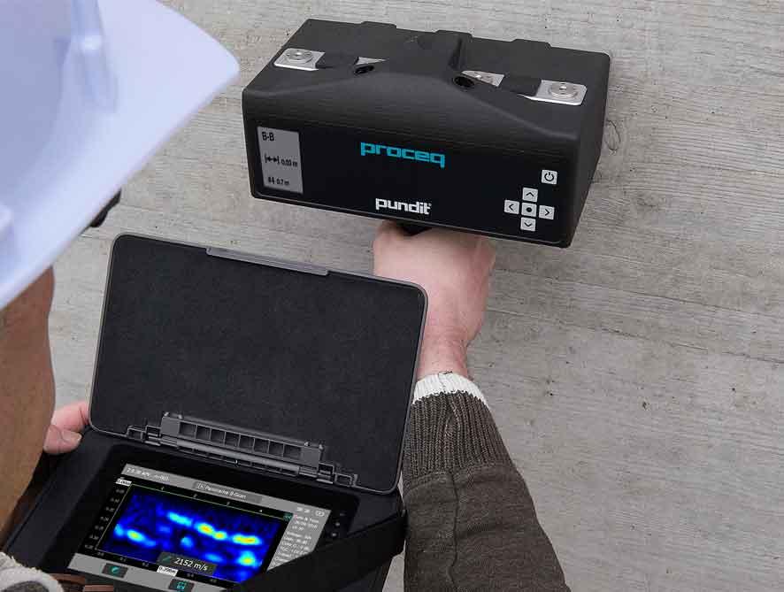 Mengenal Covermeter atau Rebar Scanner