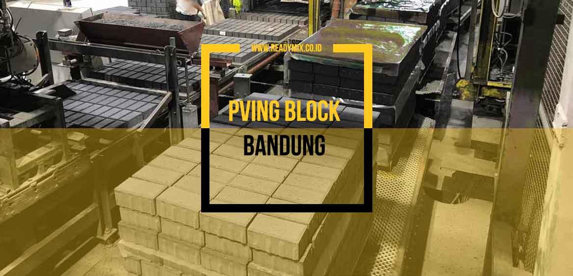 Harga Paving Block Bandung