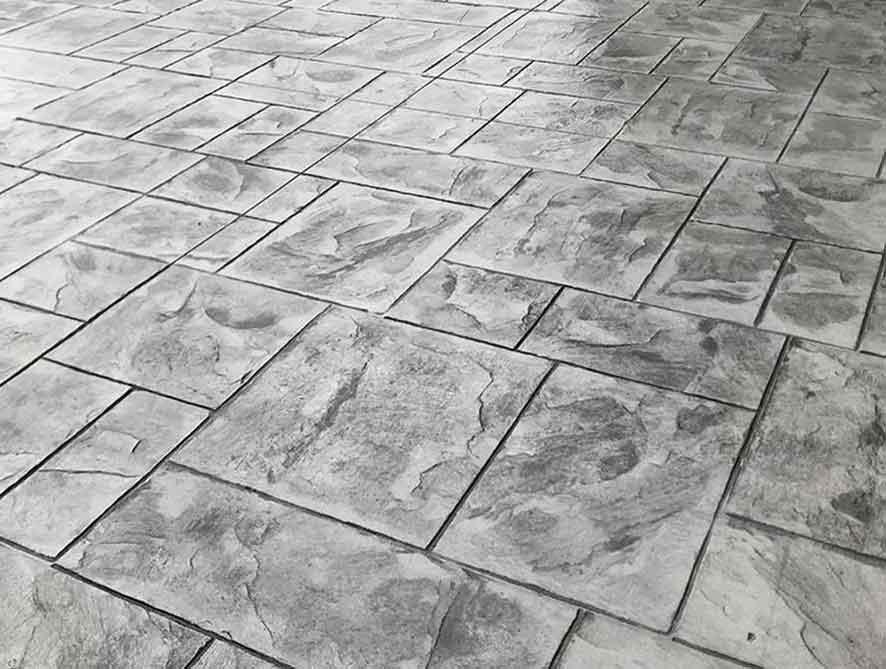 Mengenal Stamped Concrete Beton Berpola