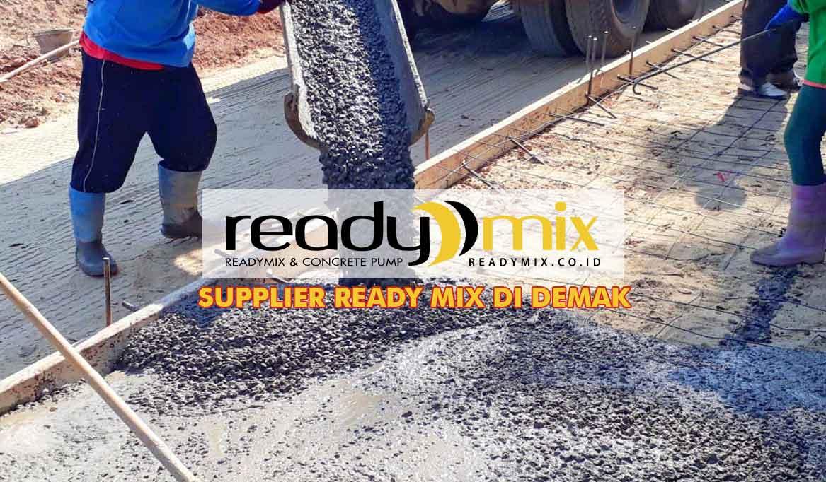 Harga Ready Mix Demak