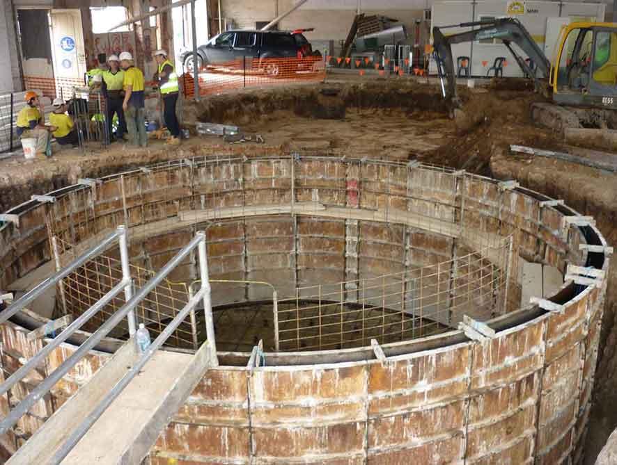 Konstruksi Beton Tandon Air dan Pembuatannya
