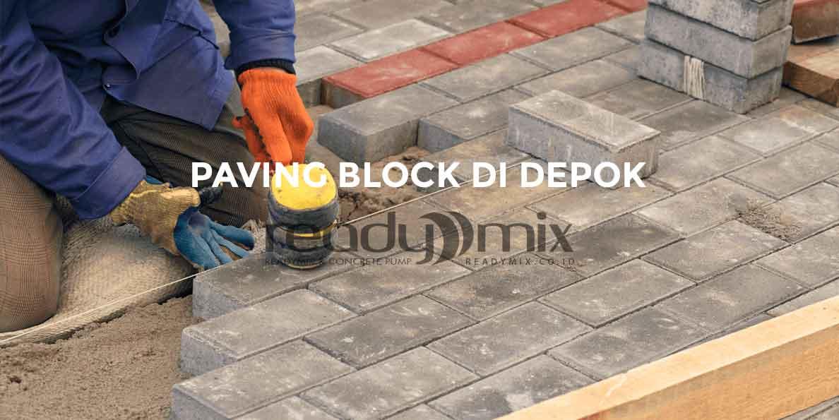 Harga Paving Block Depok