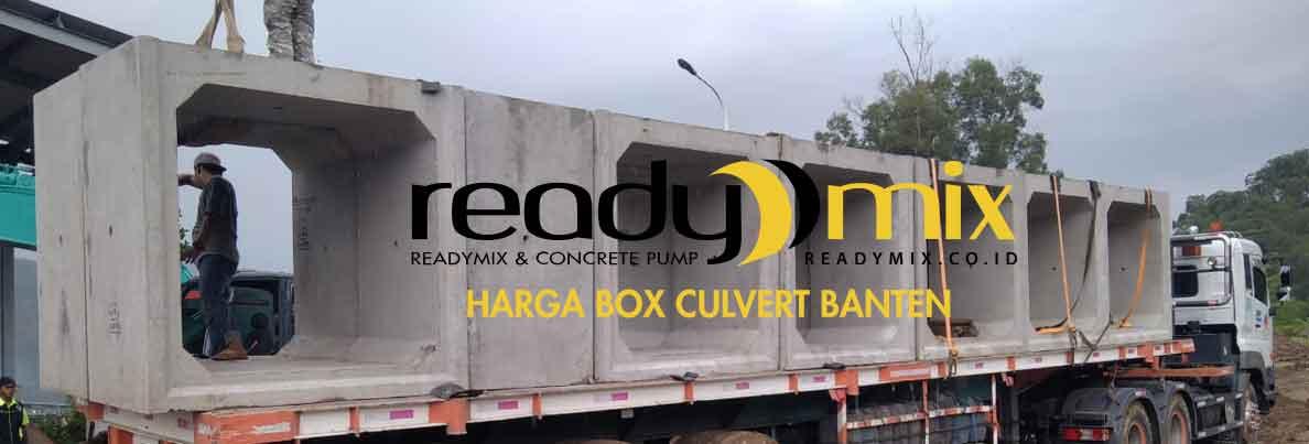 Harga Box Culvert Banten