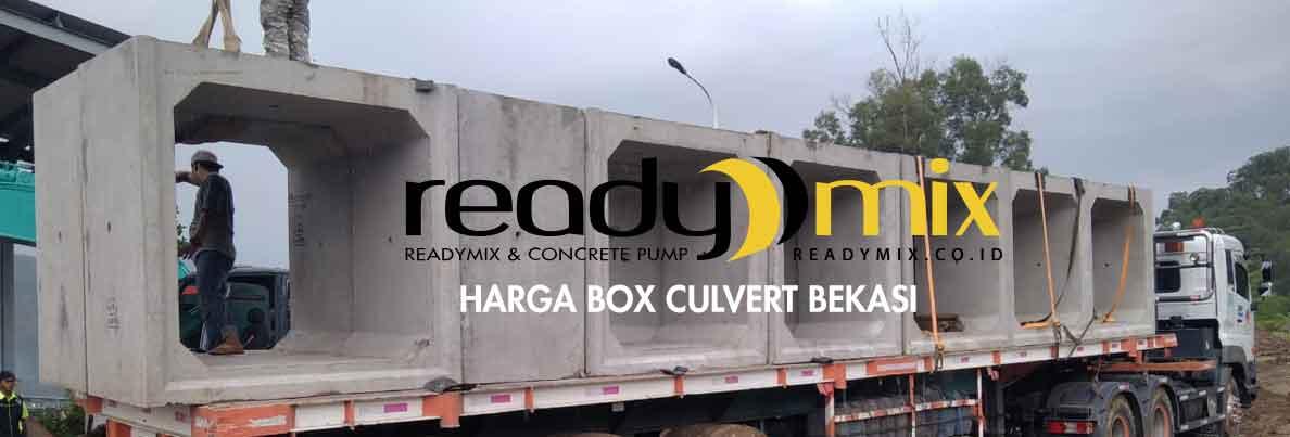 Harga Box Culvert Bekasi