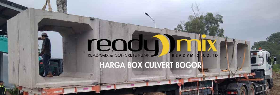 Harga Box Culvert Bogor